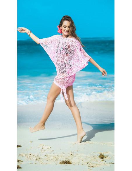 Robe de plage - 7801