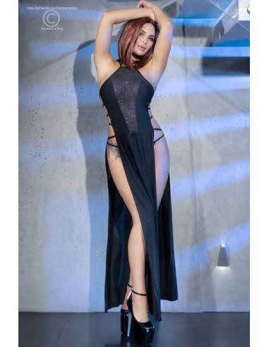 Robe longue sexy CR4391
