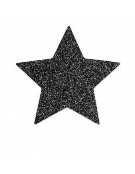 Flash - Cache-tétons en étoiles