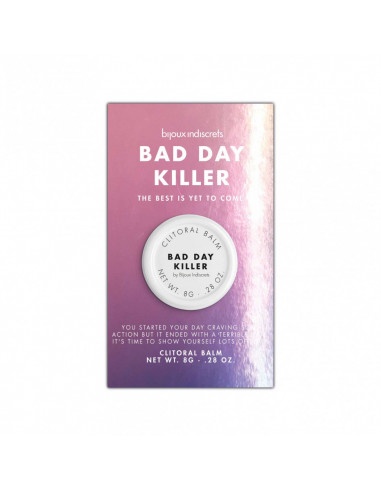 Bad Day Killer - Baume orgasmique