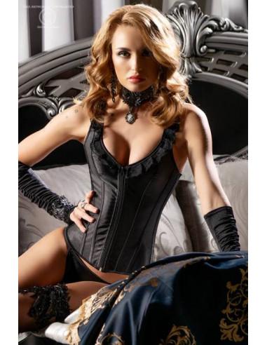 Ensemble corset CR4322 Noir