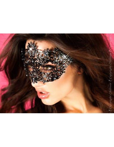 Masque vénitien CR3701 Noir