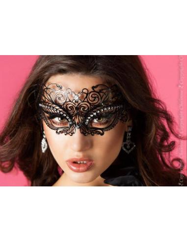 Masque vénitien CR3706 Noir