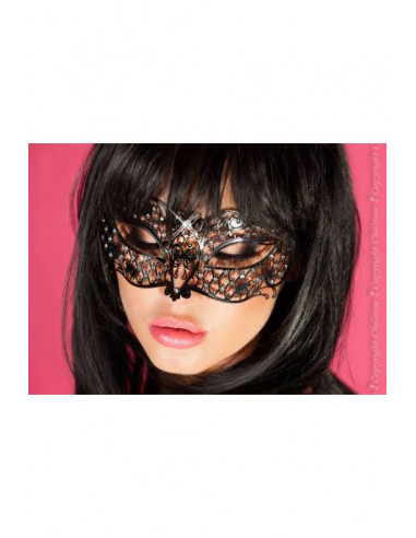 Masque vénitien CR3707 Noir