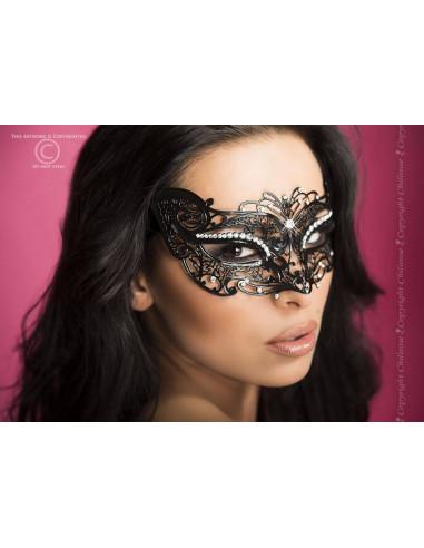 Masque vénitien CR3754 Noir