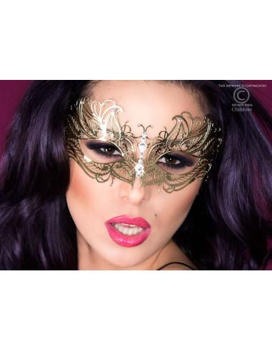 Masque vénitien CR3806 Or