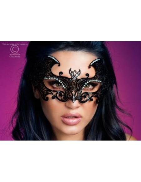 Masque vénitien CR33994 Noir