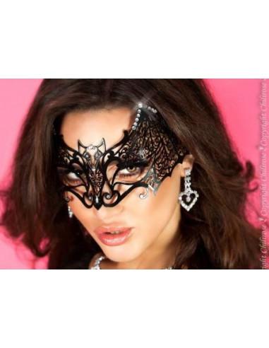 Masque vénitien CR3703 Noir