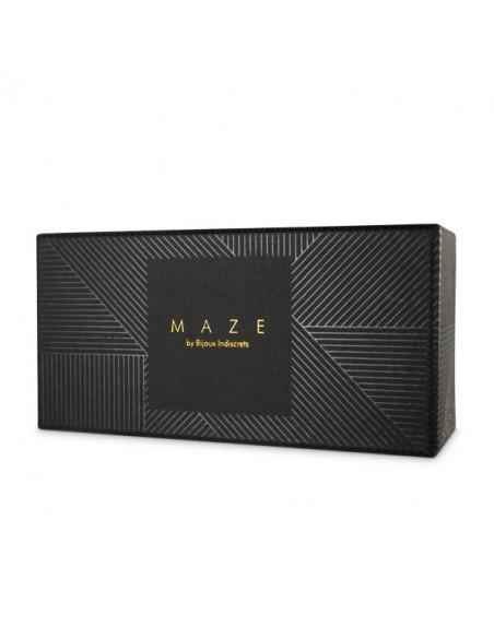 Maze -  Collier fouet noir
