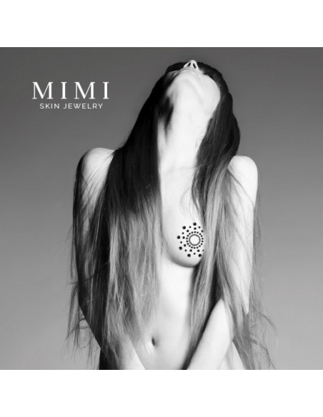 Mimi - Couvre mamelons - perle