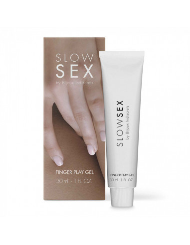 FINGER PLAY GEL - SLOW SEX